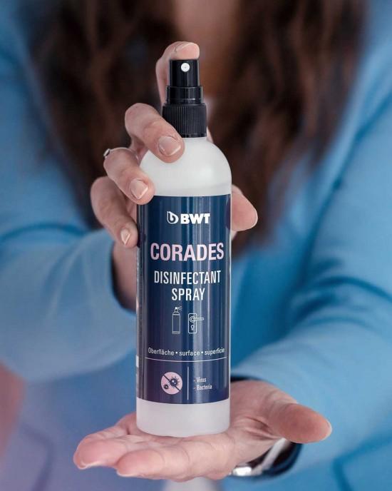 BWT Corades - Solutie dezinfectanta  pentru suprafete